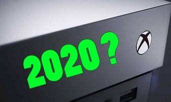 Microsoft : la nouvelle Xbox dans seulement 2 ans ? Premières informations
