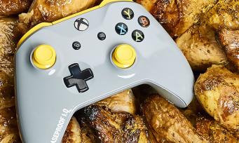 Xbox One : une manette spéciale contre les mains grasses et sales aux couleurs de PUBG !