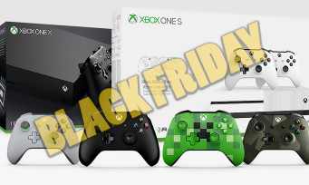 Black Friday : de belles promotions chez Microsoft (Xbox One, accessoires, services)
