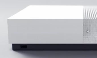 Xbox One S All-Digital : la console sans lecteur s'offre une date de sortie et une image