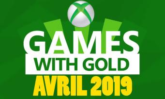 Games With Gold : découvrez les jeux Xbox d'avril, quelques gros hits dans le tas