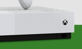 Xbox One S All-Digital Edition : Microsoft a enfin officialisé sa nouvelle console, tout avait déjà fuité