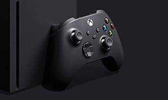 Xbox Series X : des précisions sur la manette de la console