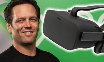 Xbox Series X : Phil Spencer s'exprime encore sur la réalité virtuelle