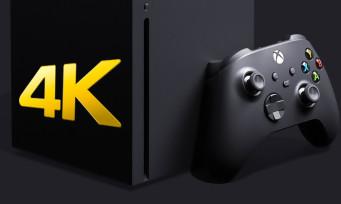Xbox Series X : plus d'infos sur la rétrocompatibilité, de la 4K native au programme