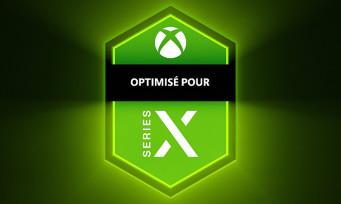 Xbox Series X : Microsoft dévoile une première liste de jeux optimisés pour la console