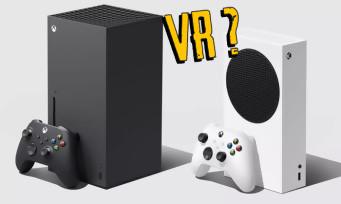 Xbox Series X/S : de la VR bientôt au programme ? Un indice sème le trouble