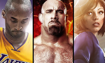 gamescom 2016 : NBA 2K17, WWE 2K17, Civilization VI et Bioshock The Collection jouables