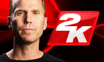 2K : un nouveau studio ouvert avec Michael Condrey (Dead Space, Call of Duty) à sa tête