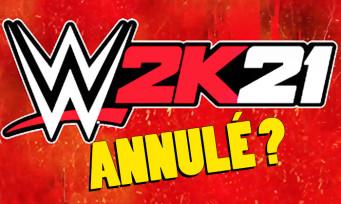 WWE 2K21 : le jeu aurait été annulé, des infos surprenantes