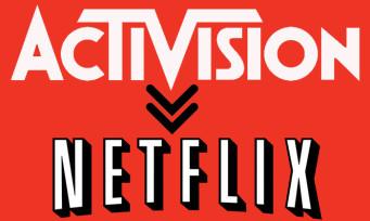 Activision : le directeur financier de l'éditeur débauché par Netflix !