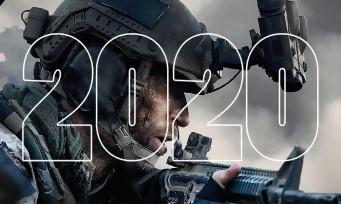 Call of Duty 2020 : le jeu confirmé par Activision, le teasing commence