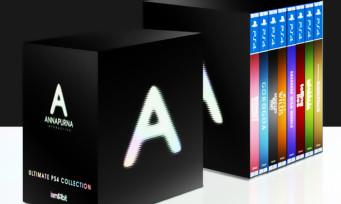Annapurna Ultimate PS4 Collection : une compilation ultra collector annoncée, prix et images