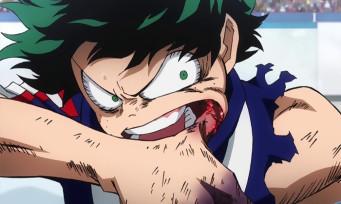 My Hero Academia : le jeu bientôt annoncé par Bandai Namco ?