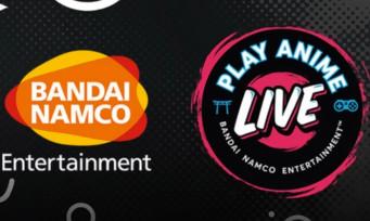 Bandai Namco : l'éditeur va tenir un show plein d'annonces, les adaptations d'anime à l'honneur