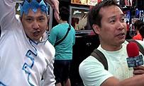 Tokyo Game Show 2012 : epic fail de Maxime sur le stand de Bandai Namco Games