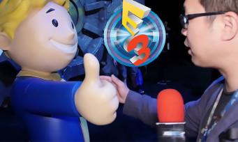 E3 2016 : on vous fait faire le tour du stand atypique de Bethesda