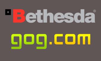 Bethesda : trois grands classiques de l'éditeur disponibles sans DRM via GoG