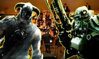 Bethesda : un concert inédit à Londres, les OST des Fallout et autres Skyrim à l'honneur