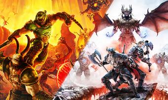 Bethesda : DOOM Eternal et The Elder Scrolls Online compatibles sur PS5 et Xbox Series X