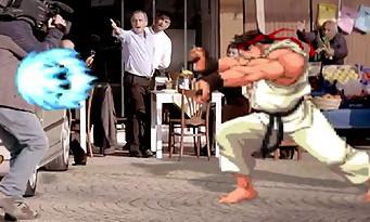 Quand une compagnie d'assurance turque utilise Street Fighter 2 dans sa pub