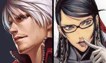 Capcom : bientôt un crossover avec Devil May Cry et Bayonetta ?