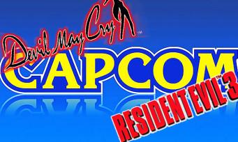 Capcom : de nouveaux remakes de prévus, Devil May Cry 1 ou Resident Evil 3 au programme ?