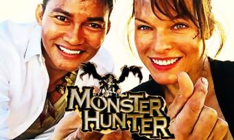 Monster Hunter : 1ères photos de tournage pour le film avec Milla Jovovich et Tony Jaa