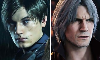 Capcom : Resident Evil 2 et Devil May Cry 5 seront jouables à la Paris Games Week 2018