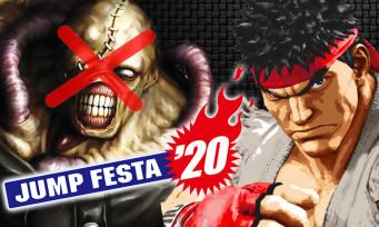 Capcom : le Jump Festa dévoile l'un des jeux secrets et ce n'est pas Resident Evil 3