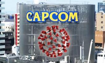 Coronavirus : un employé de Capcom testé positif, la firme remonte les pistes