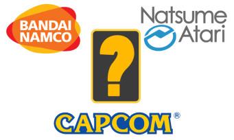 Capcom, Bandai Namco et d'autres déposent des marques énigmatiques, logo à l'appui