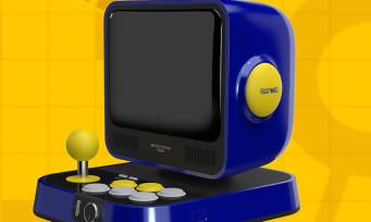 Retro Station : la mini borne d'arcade de Capcom officialisée, les détails sur le prix et les jeux