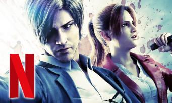 Resident Evil Infinite Darkness : la série Netflix dévoile son affiche officielle
