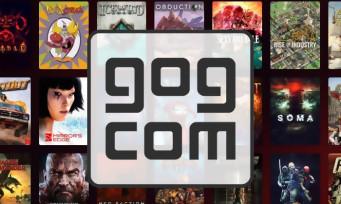 GOG : des dizaines de jeux offerts pour s'occuper pendant le confinement, rien que ça