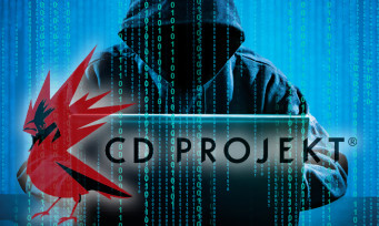 CD Projekt Red : le studio derrière Cyberpunk 2077 victime d'une cyber-attaque avec chantage