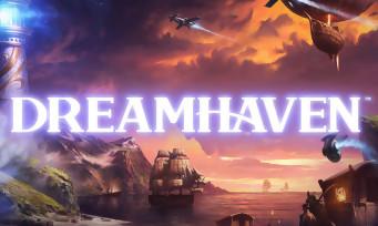 Dreamhaven : un éditeur créé par le cofondateur de Blizzard, deux studios de développement ouverts