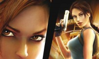 Lara Croft voit double