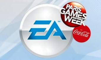 Paris Games Week 2017 : voici la liste des jeux EA qui seront présents sur le salon