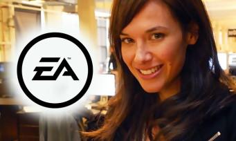 Electronic Arts : Jade Raymond démissionne de son poste !