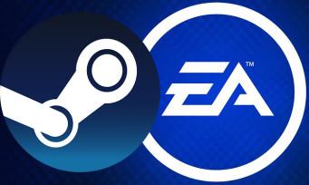Electronic Arts : bientôt le retour des jeux EA sur Steam ?