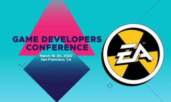 GDC 2020 : EA se retire du salon à son tour, l'hécatombe du coronavirus continue