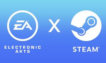 Electronic Arts : des nouveaux jeux débarquent sur Steam, voici la liste