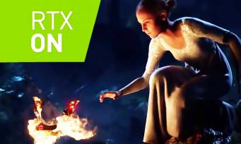 Epic Games : le RTX arrive sur l'Unreal Engine, une démo de fou avec Alicia Vikander !