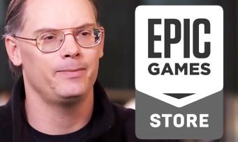 Epic Store : le PDG annule les exclus si Steam baisse ses tarifs de 18%