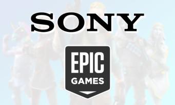 Epic Games : surprise, Sony vient d'investir 250 millions de dollars dans l'entreprise