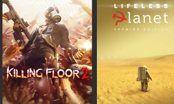 Epic Games Store : trois jeux sont offerts cette semaine dont Killing Floor 2