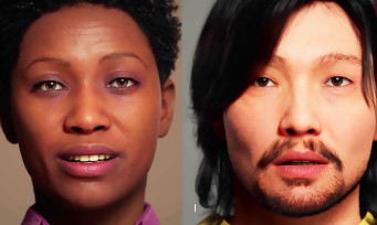 Unreal Engine 5: the MetaHuman Creator tool will allow you to easily create photorealistic faces