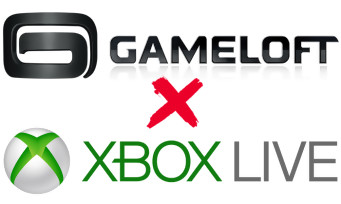 Xbox Live : 3 jeux Gameloft vont accueillir le service en ligne de Microsoft sur mobiles