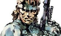 Metal Gear Solid 2 et 3 HD disponibles sur le PSN